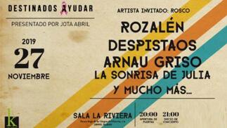 Concierto Destinados Ayudar Madrid