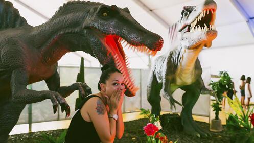 Entradas Dinosaurs Tour Ávila