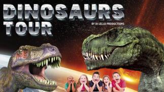 Entradas Dinosaurs Tour Toledo