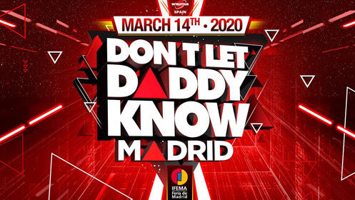 Entradas Don´t Let Daddy Know 2020