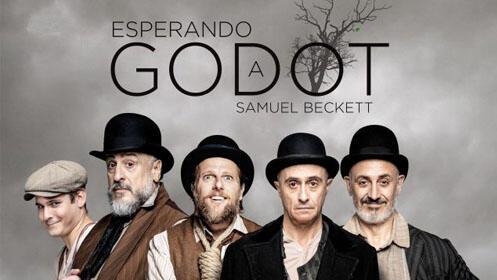 Entradas Esperando a Godot Madrid