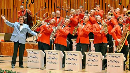 Entradas Glenn Miller Orchestra Madrid