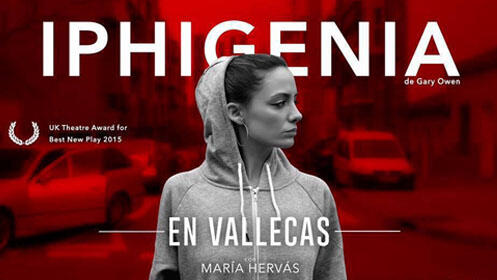 Entradas Iphigenia en Vallecas Madrid