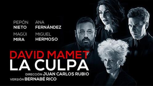 Entradas La Culpa Madrid