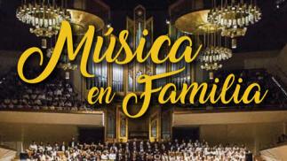Entradas Música en Familia Madrid