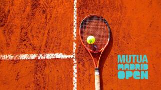 Entradas Mutua Madrid Open 2021 con tu compra