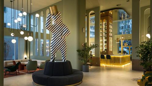 Final Mutua Madrid Open + 2 noches Hotel 5* Barceló Torre de Madrid