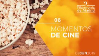 Entradas Momentos de Cine Auditorio Nacional