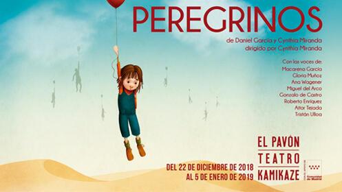 Entradas Peregrinos Madrid