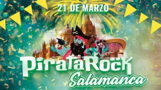 Entradas Pirata Rock Salamanca 2020