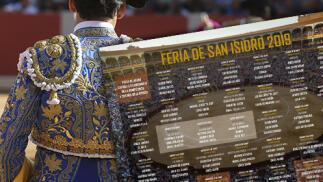 Feria San Isidro: 8, 9 y 11 de junio en palco VIP