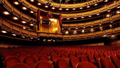 La Calisto en el Teatro Real + Cena