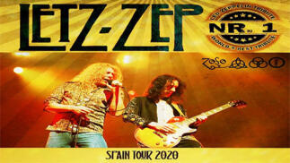 Entradas Tributo Led Zeppelin