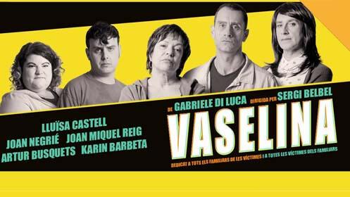 Entradas Vaselina Barcelona