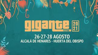 Entradas Festival Gigante 2021