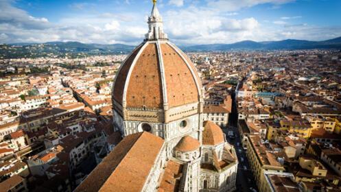 5 días por Venecia y Florencia