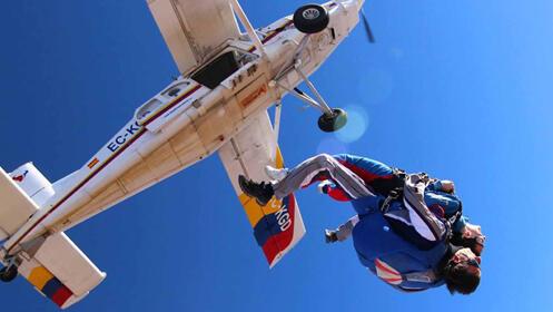 Oferta Paracaidismo Madrid - Skydive Madrid