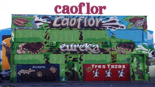 Visita Fábrica de Chocolate Madrid