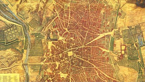 Visita guiada por el Madrid medieval y de los Austrias
