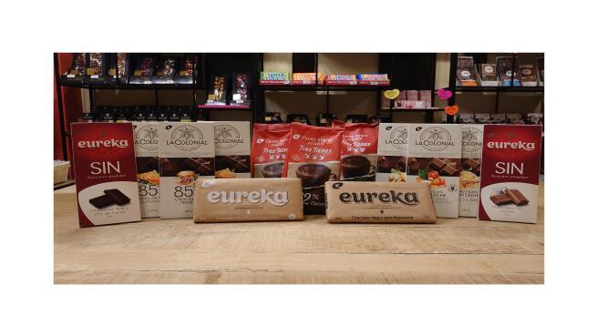 Pack de chocolates La Colonial
