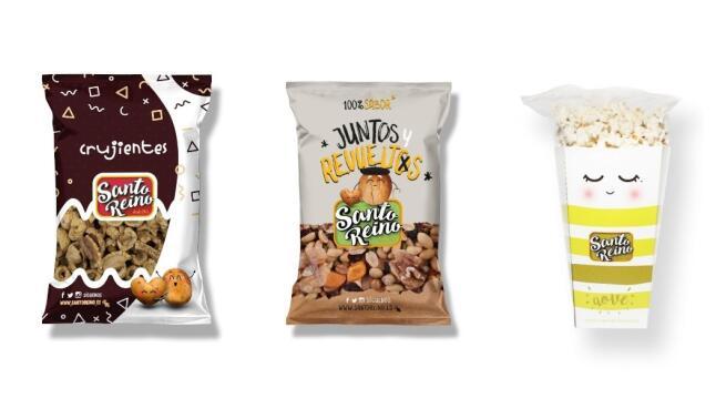 Pack surtido patatas Santo Reino