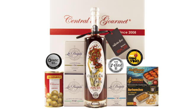 Lote Productos Gourmet