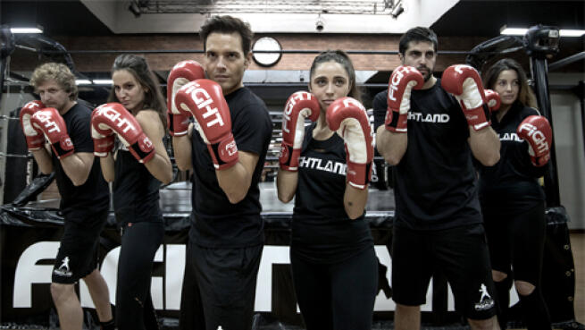 Clases Boxeo Madrid