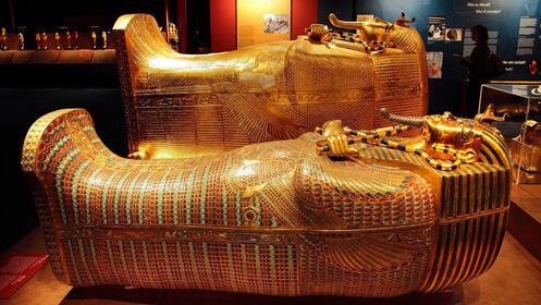 Entradas Tutankhamon Madrid