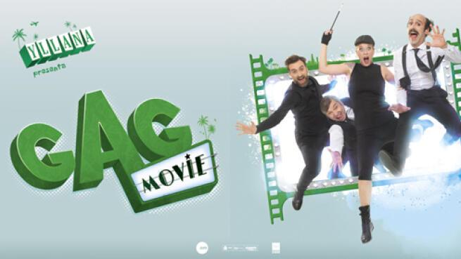 Entradas Gag Movie Madrid