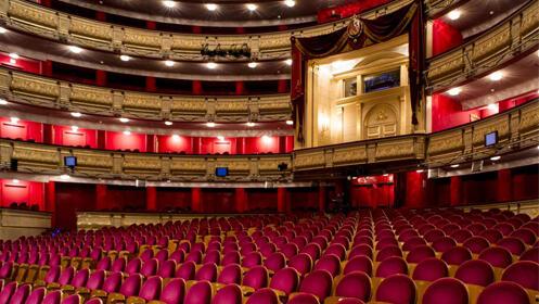 Siegfried en el Teatro Real + Comida para dos