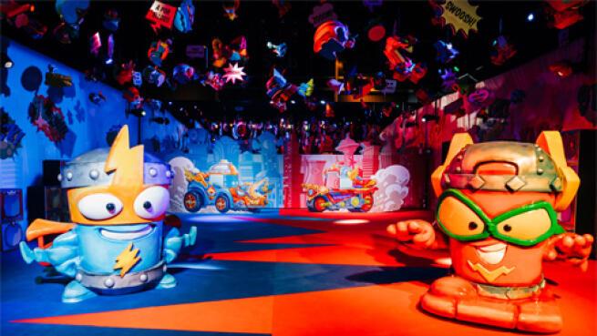 Entradas Exposición Oficial SuperThings Madrid