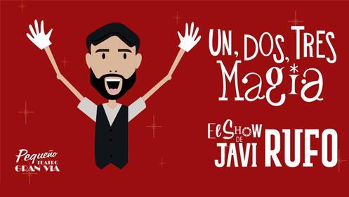 Entradas 123 Magia Madrid
