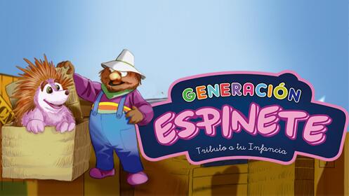 Entradas Generación Espinete Madrid