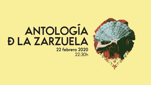 Entradas Antología de la Zarzuela Auditorio Nacional