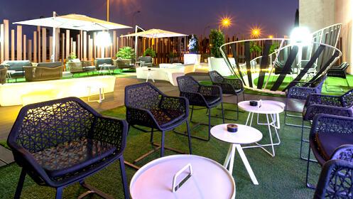 Semifinal Mutua Madrid Open + 2 noches Hotel Marriott