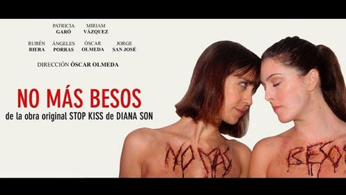 Entradas No más besos Madrid