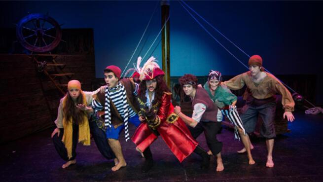 Entradas Peter Pan el Musical Madrid