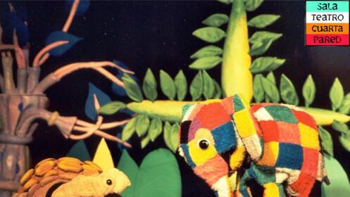Teatro Infantil: Elmer El Elefante
