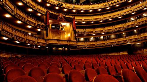L´Elisir d´Amore en el Teatro Real + Cena