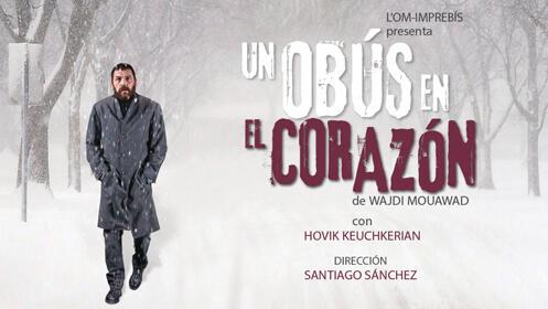 Entradas Un Obús en el Corazón (Madrid)