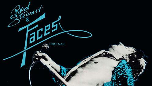 Homenaje Rod Stewart & The Faces Madrid