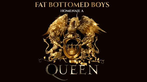 Tributo Queen Madrid - Fat Bottomed Boys