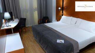 Silken Juan De Austria 4* Valladolid: Habitación superior y desayuno para 2