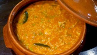 Menú de arroz o chuletón para dos