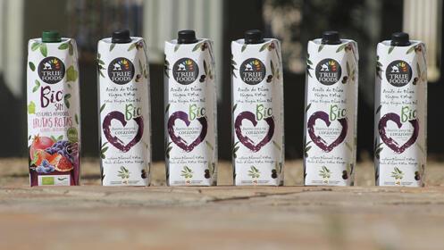Aceite de Oliva Virgen Extra Ecológico. Pack 5 botellas