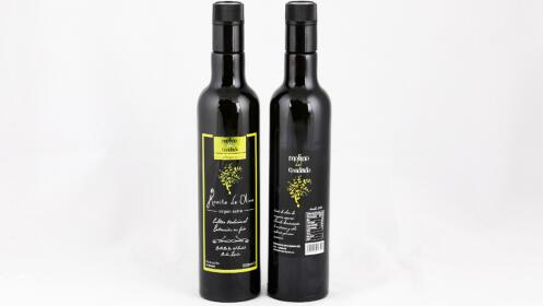 2 botellas de aceite de oliva virgen extra