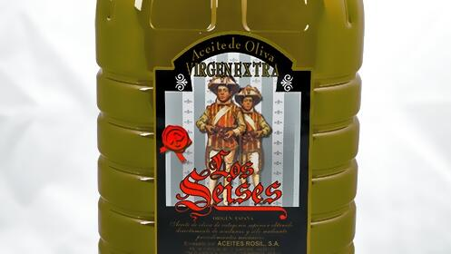 Aceite de oliva virgen extra. Garrafa 5 l.