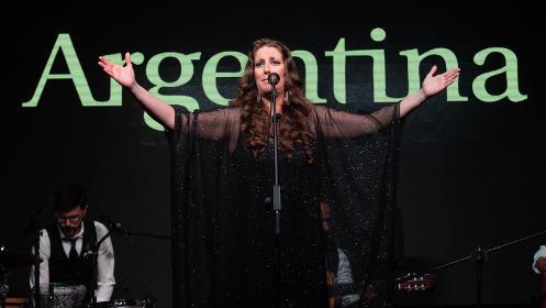 Argentina. Concierto en Sevilla