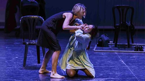 Bernarda Alba, Teatro Musical