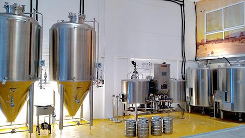Visita a fábrica con degustación + pack Cervezas Guadalquibeer